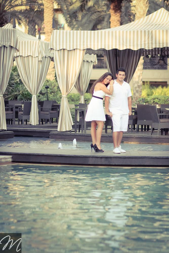 Dubai Engagement Photography