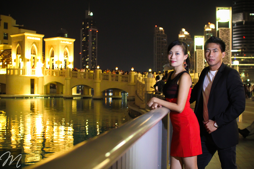 Dubai Engagement photography