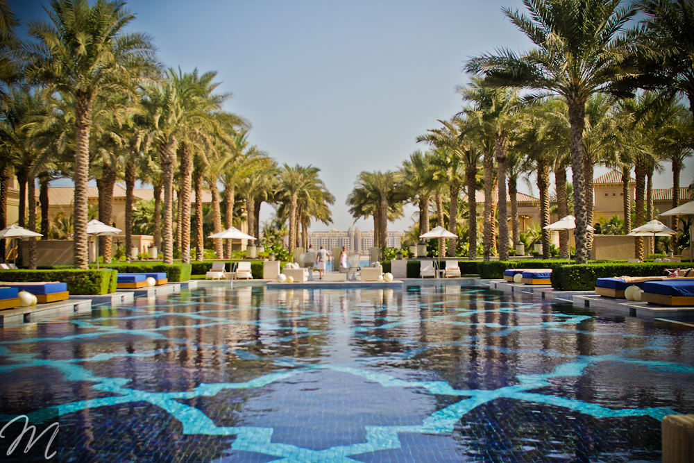 The One and Only Palm Jumeirah Wedding