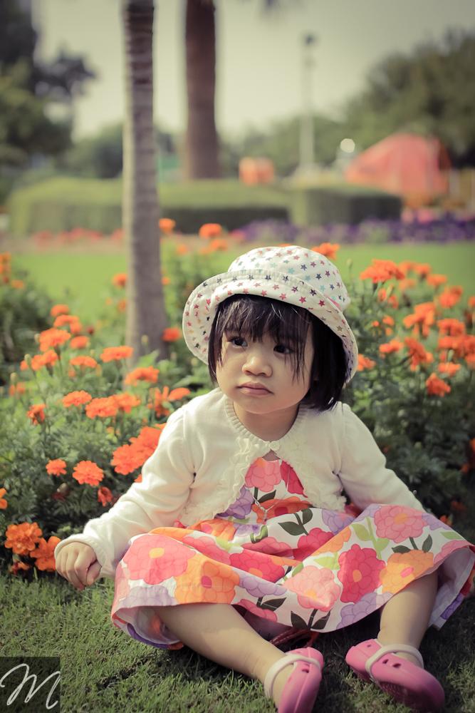 child birthday portrait