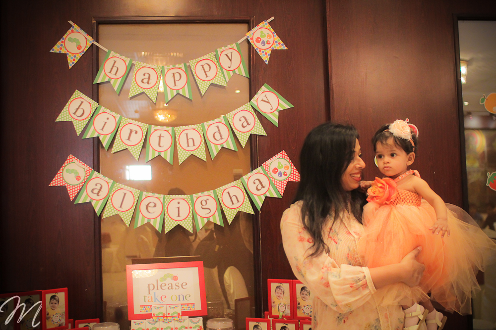 Dubai first birthday photographer