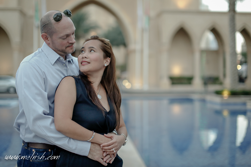 Dubai engagement photographer