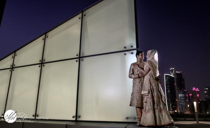 Emirates Towers Wedding