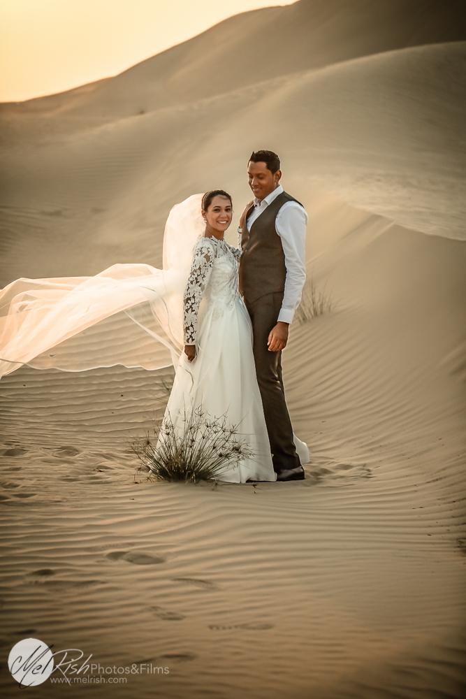 Post wedding photoshoot in Dubai