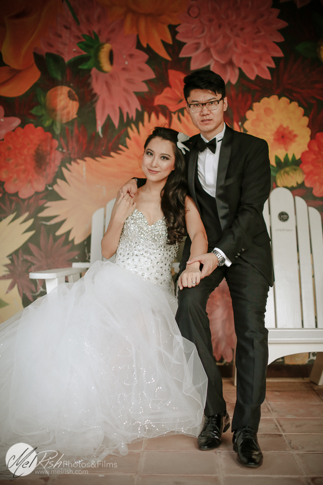 Chinese wedding in Dubai